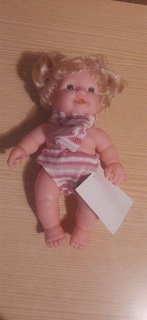 Boneca Bebé Menina Sorridente