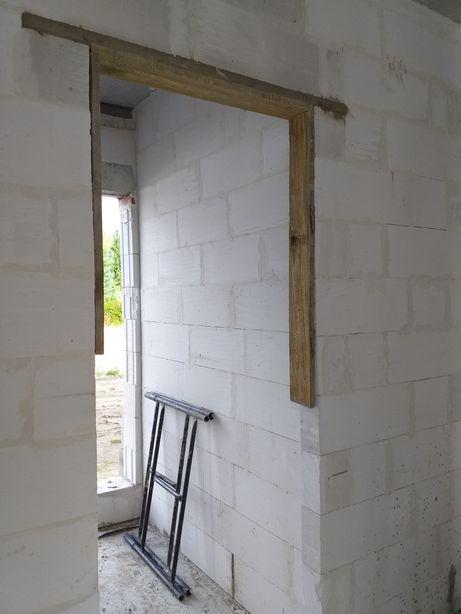 Uslugi budowlane Budowa domow