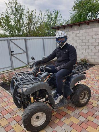Квадроцикл BASHAN 150 BS утилитарный