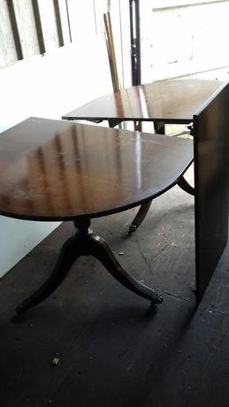 Stół owalny zabytek