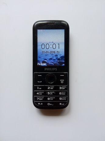Продам телефон Philips E160