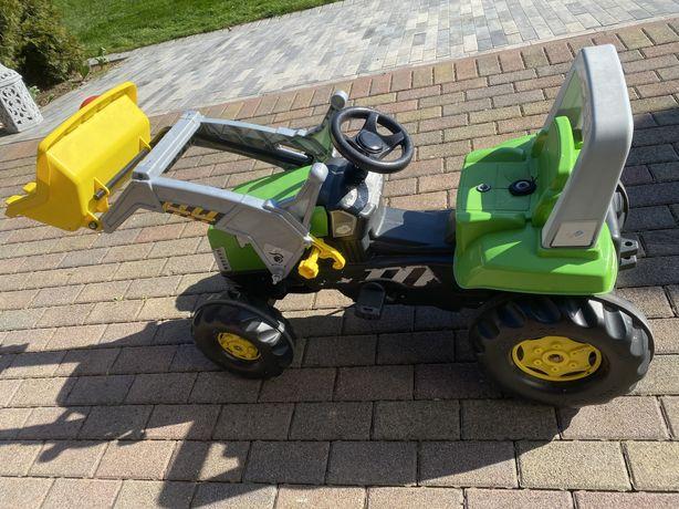 Traktorek dziecięcy