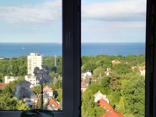 Sopot od Apartament MEWA z widokiem na morze, noclegi, mieszkanie