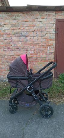 Продам коляску CHICO URBAN 2 в 1 б/у