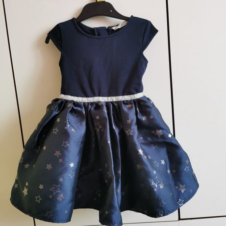 Elegancka sukienka H&M r. 92
