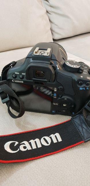 Canon 450d + lente Tamron