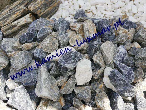 Grys Grecki Akron /kamień ogrodowy /workowany po 20 kg