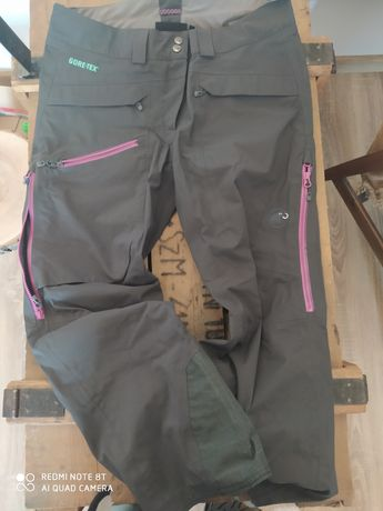 Mammut spodnie Gore Tex rozm. 40