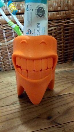 Подставка для зубной щетки на 3d/3д принтере