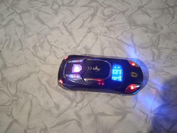 Мобильный телефон Феррари Q 888 2 симкарты рабочий
