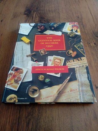 The Guinness Book of Records 1990. Edycja w języku polskim