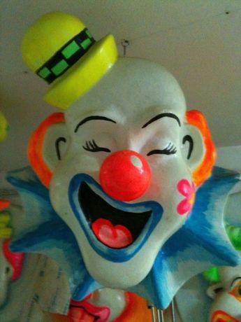 Palhaços decoração- circo, halloween
