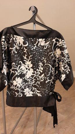 Блузка нарядная свободная