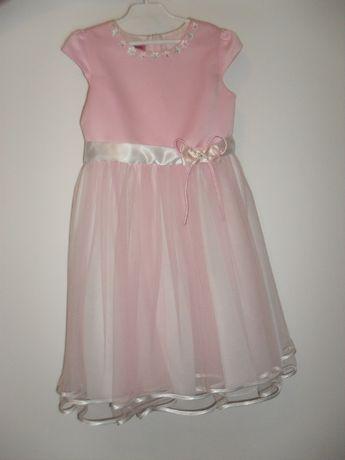 Elegancka sukienka dla małej damy