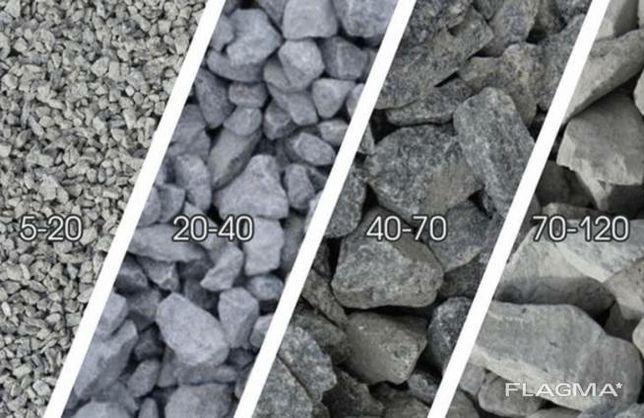 Стройматериалы песок, щебень, отсев, керамзит, вывоз мусора