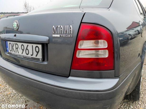 Škoda Octavia 2008r 1,9 Tdi Zarejestrowana