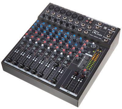 12 kanałowy Mikser z efektami USB the t.mix 1202FX