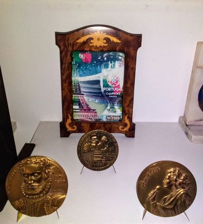 medalhas bronze