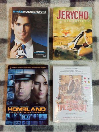 Homeland / Biale kołnierzyki / Kroniki Timessquare