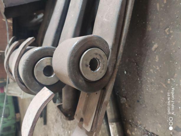 Расточка реставрация завтуливание рессор рычагов кронштейнов