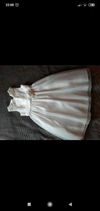 Sukienka rozmiar 134/140 Szarów - image 1