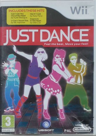 Gra na Nintendo Wii i Wii U: Just Dance