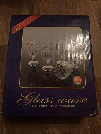 Glass ware zx-615 6 бокалов