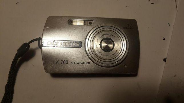 Фотоаппарат цифровой всепогогодный Olympus m700 7.1Mpixel 3x zoom