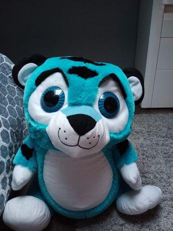 Duży miś ozdoba zabawka przytulanka