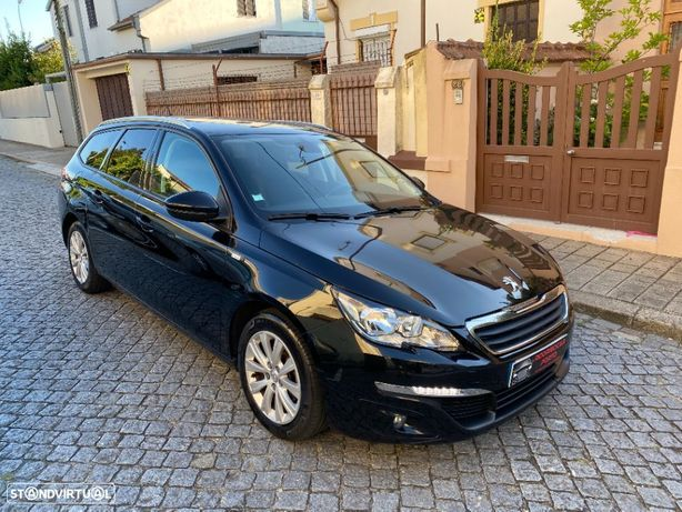 Peugeot 308 SW 1.6 BlueHDi Style