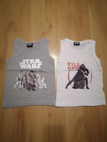 Koszulka STAR WARS 2szt. dla chłopca rozm. 110