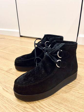Утепленные ботинки H&M 36р.