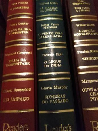 Livros das selecções