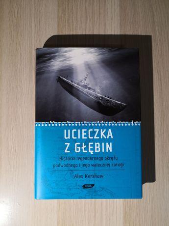Alex Kershaw - ucieczka z głębin