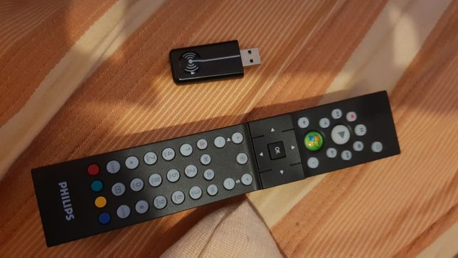 Controlo remoto para windows media player e outros