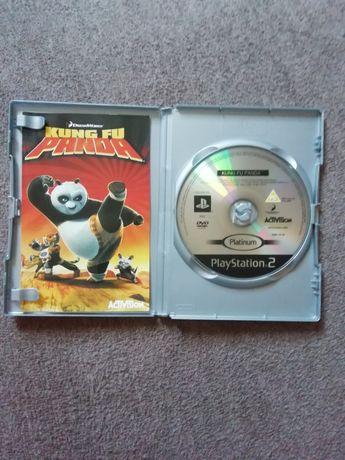 Gra KUNG FU PANDA na PlayStation2