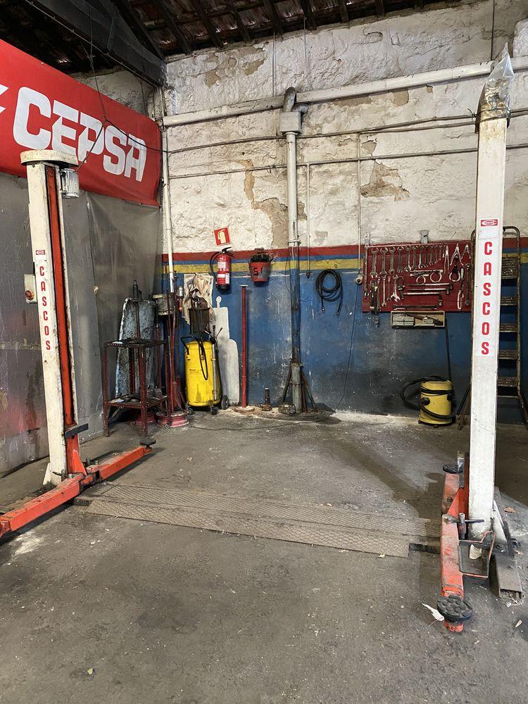Elevador de automoveis 2.500 kg