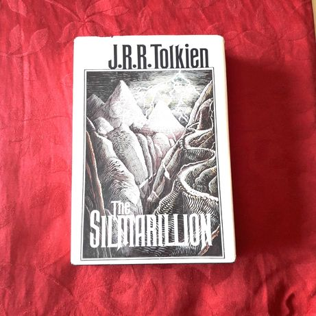 J R R Tolkien - The Silmarillion - HMCo. - 1st edition USA 1977