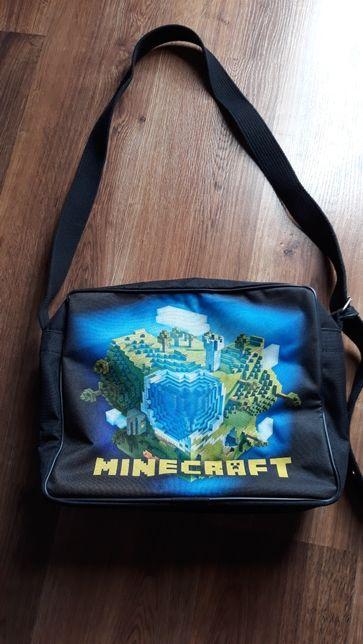 Torba chłopięca Minecraft