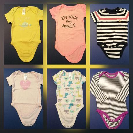 Bodies bebé de Tam. 6M a 24M