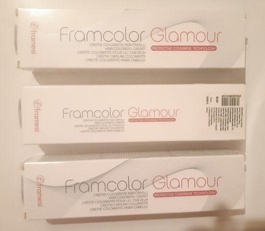 Tinta p cabelo Framesi (louro escuro,vermelho natural) - loja Beauty