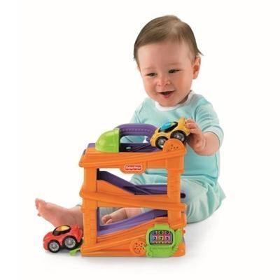 Мини-трек для машинок Серпантин Fisher-Price