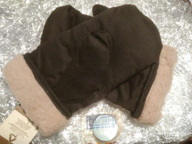 Bardzo ciepłe rękawice kilkudziesięcioletnie funkiel nówka