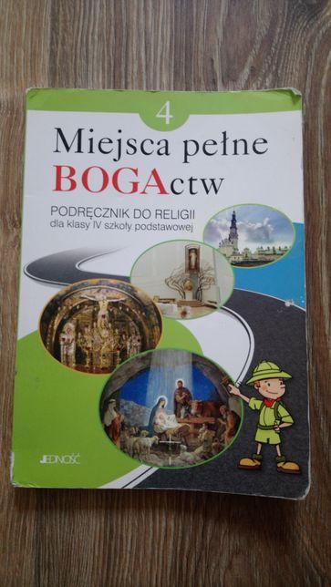 Miejsca pełne BOGActw podręcznik do religii dla klasy IV podstawowej