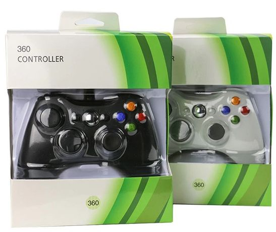 Comandos Novos Xbox 360, PC (Microsoft Windows/Apple Mac) Preto Branco