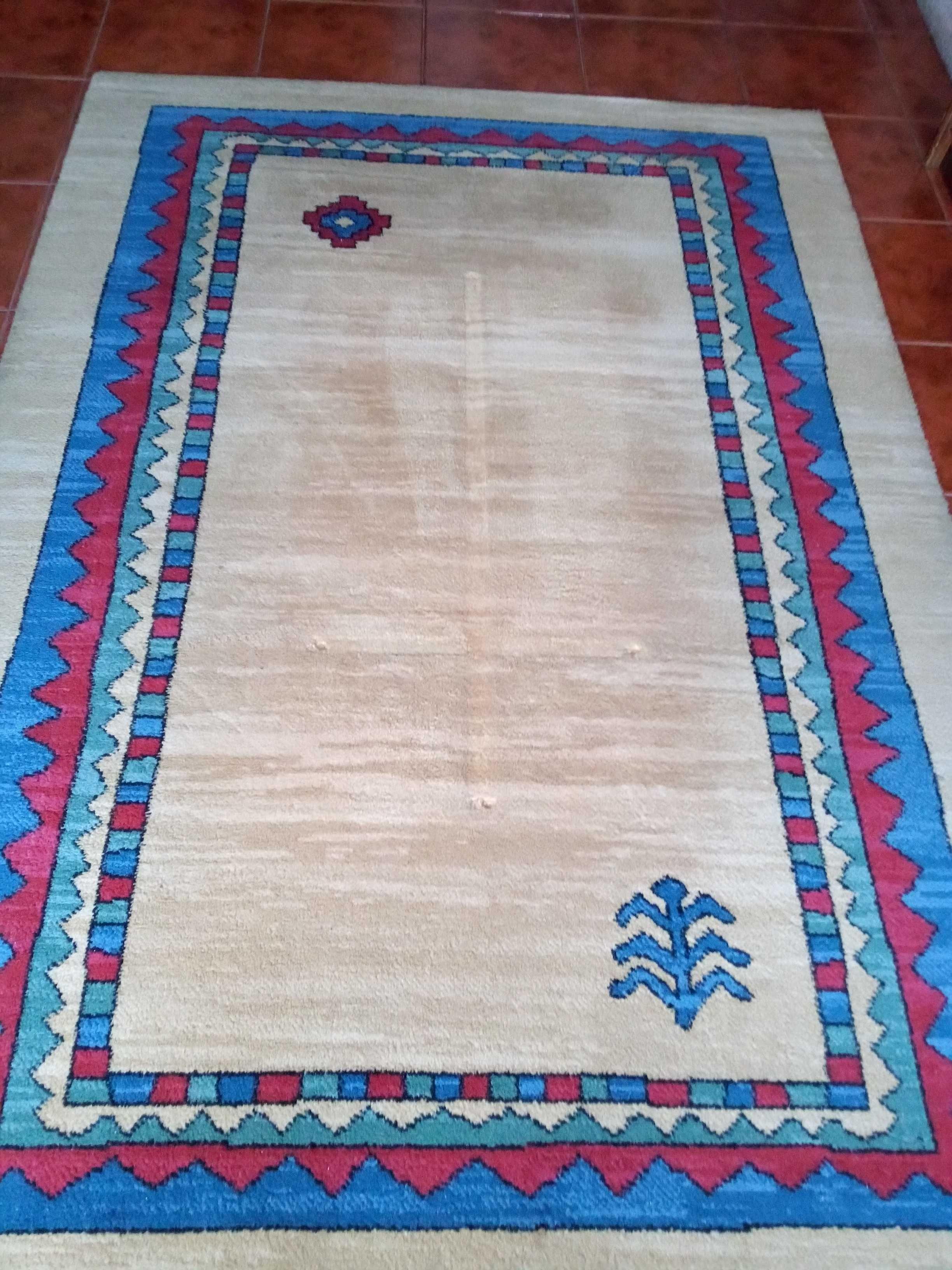 Carpetes em óptimo estado