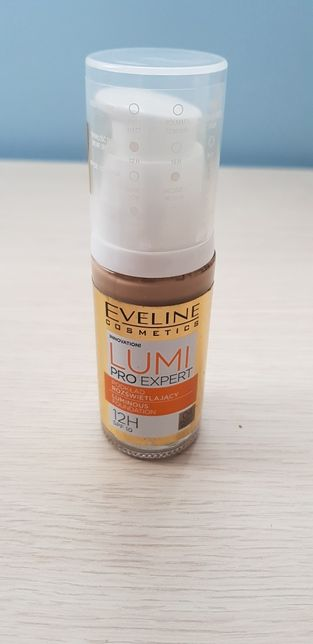 Eveline podkład lumi pro expert 04 peach beige