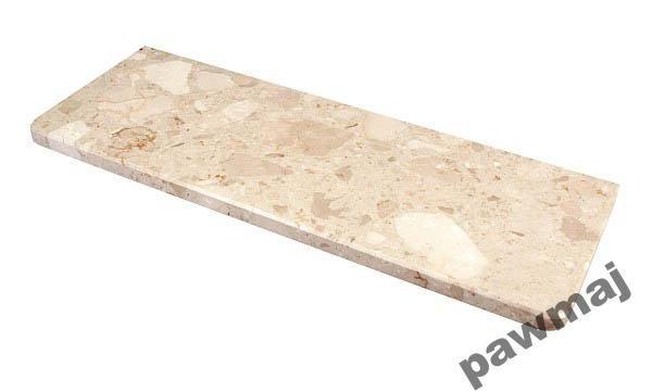 Parapet parapety konglomerat marmur marmurowe granit granitowe kwarcyt