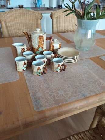 Serwis porcelanowy made in dprk