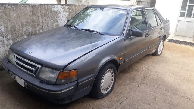Vendo Saab 9000 CD 2.0 turbo p restauro
